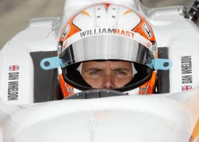 Dan Wheldon 2011 TRAGEDY HITS THE RACING COMMUNITY AFTER THE LOSS OF INDIANAPOLIS 500 CHAMPION DAN WHELDON