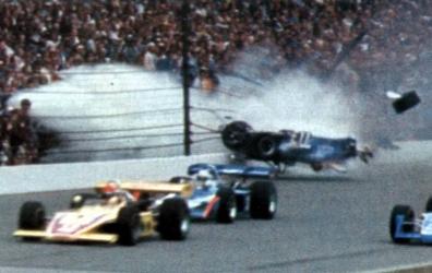 Indy Car Memorabilia Parts