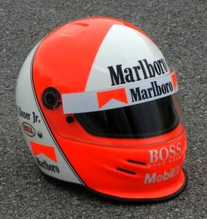 500 Legends Al Unser Jr 1994 Marlboro Team Penske Bell