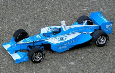 500 Legends: GREG MOORE PLAYERS DP01 PANOZ FANTASY CHAMP CAR