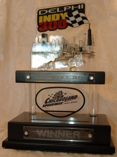 500 Legends Sam Hornish Pennzoil Panther Racing 2003